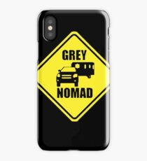 GREY NOMAD iPhone Case/Skin