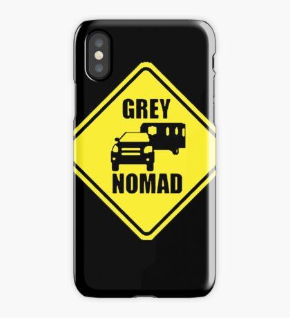 GREY NOMAD iPhone Case/Skin