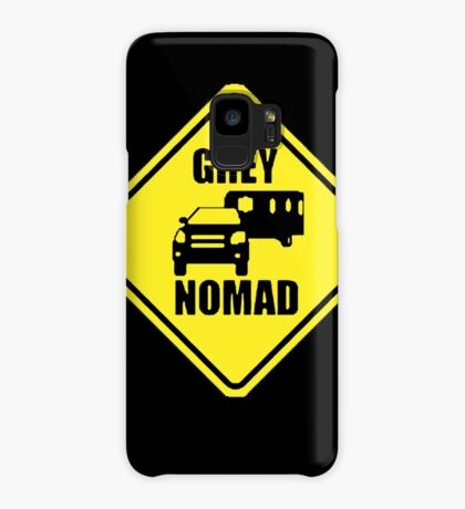 GREY NOMAD Case/Skin for Samsung Galaxy