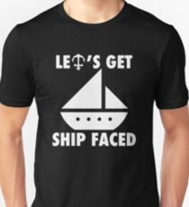 c56a4caaf8e7 Funny Boating Skipper On The Water Outdoors Shirt Unisex T