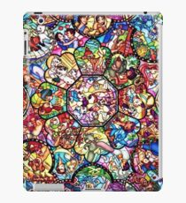all character iPad Case/Skin