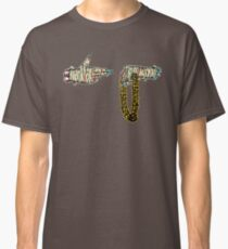 Run The Jewels - RTJ 2 Cover Classic T-Shirt