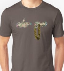 Run The Jewels - RTJ 2 Cover Unisex T-Shirt