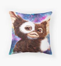 Gremlins - Gizmo  Throw Pillow