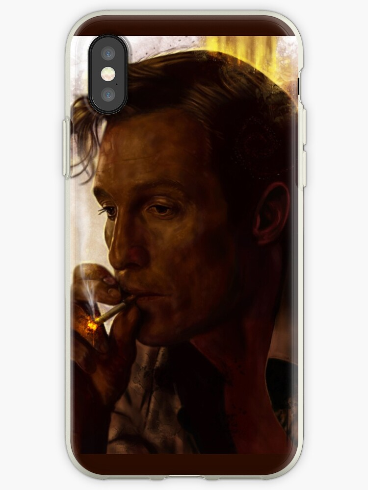 rust cohle iphone