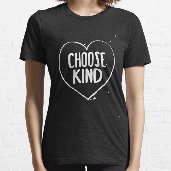 Choose Kind - Hand drawn Heart Shape Essential T-Shirt