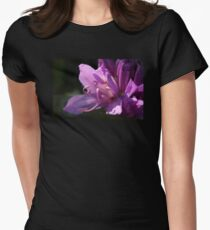 Gorgeous Violet Rhododendron Bloom T-Shirt