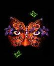 The Mask #2 by Elizabeth Burton