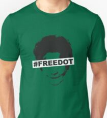 #FreeDot- Free Dot - Eastenders - Dot Cotton Unisex T-Shirt