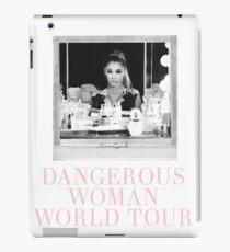 ARIANA GRANDE DANGEROUS WOMAN TOUR  iPad Case/Skin