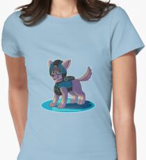 Mission Paw Everest Women's Fitted T-Shirt