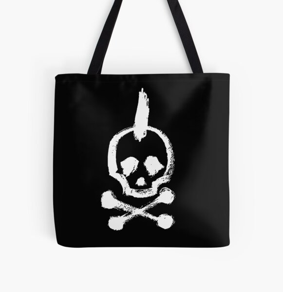 PuNk All Over Print Tote Bag