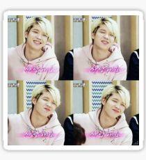 Woohyun - Infinite  Sticker