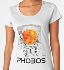 Phobos Frauen Premium T-Shirts