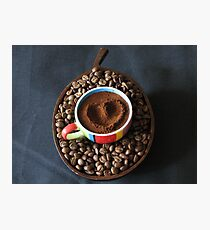 Gotta love coffee Photographic Print