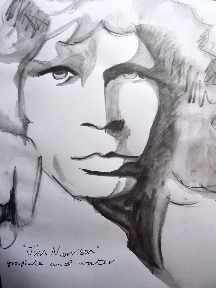 Jim by Lucie Anne Ward