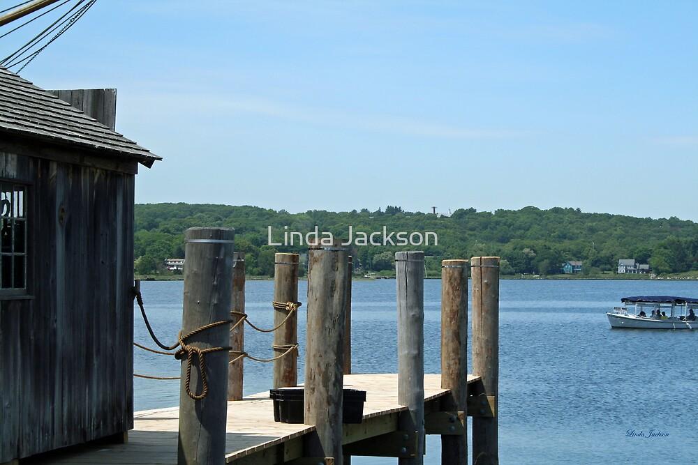 Dock by Linda Jackson