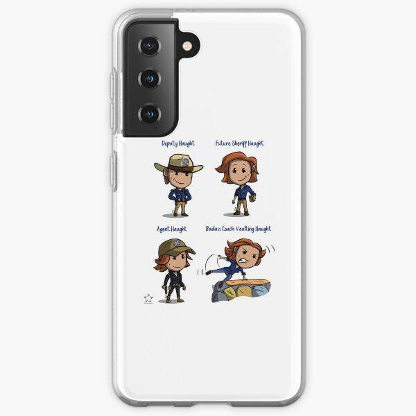 Haught Uniform Evolution Samsung Galaxy Soft Case