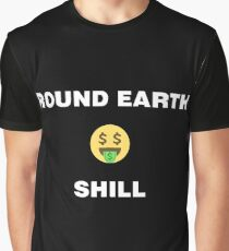 Round Earth Shill Graphic T-Shirt