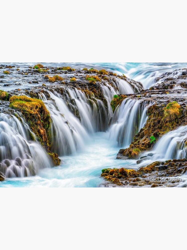 Bruarfoss, Iceland by paulmp