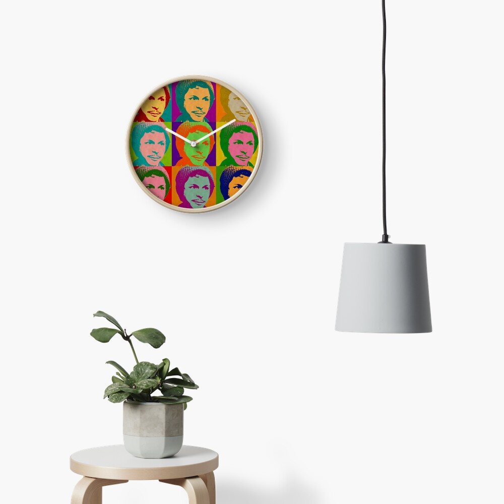 Michael Cera Clock