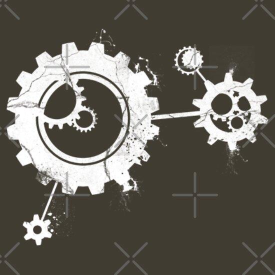 TShirtGifter presents: Clockwork [DARK]