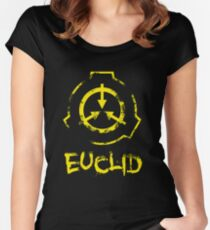 SCP Foundation: Euclid Women's Fitted Scoop T-Shirt
