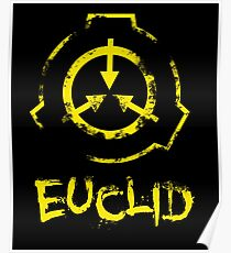 SCP Foundation: Euclid Poster