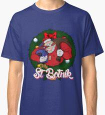 Jolly St.Botnik Christmas Classic T-Shirt