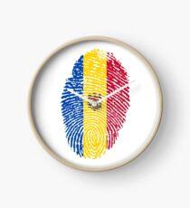 I am Moldovan Clock