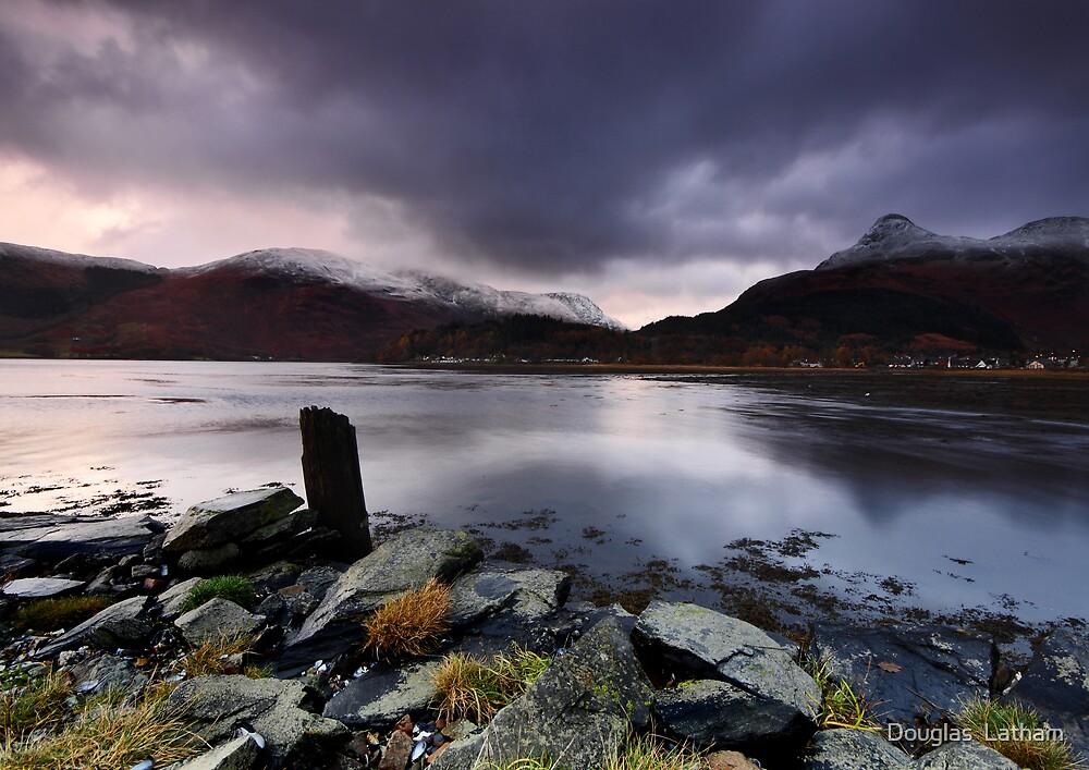 Loch Leven - Glencoe by Douglas  Latham