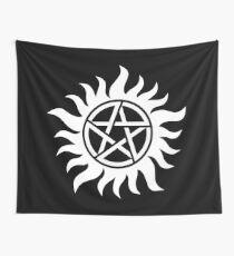 Supernatural Sigil - Anti Possession Wall Tapestry