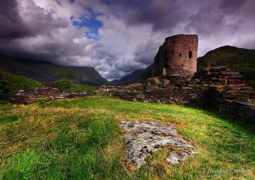 Dolbadarn Castle - Llanberis by Douglas  Latham