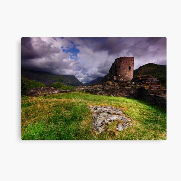 Dolbadarn Castle - Llanberis Canvas Print