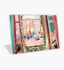 The Open Window- Henri Matisse Laptop Skin