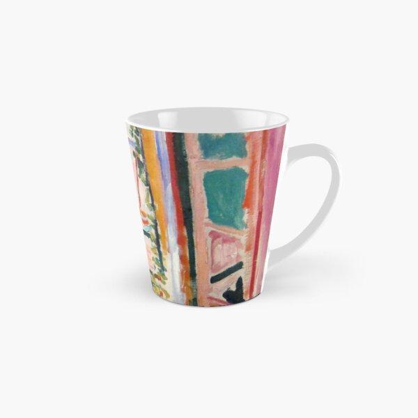 The Open Window- Henri Matisse Tall Mug