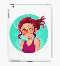 Dorky Medusa iPad Case/Skin