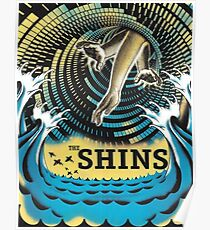 The Shins Ocean Poster