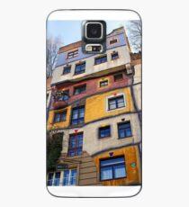 Hundertwasserhaus, Vienna Case/Skin for Samsung Galaxy