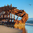 Peter Iredale II by Kristina Rinell