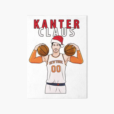 Kanter Claus Art Board Print