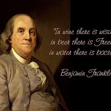Ben Franklin Wit by PatSeg