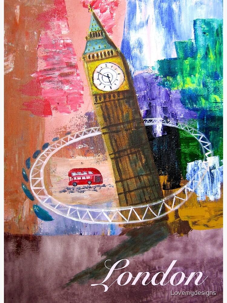 London by Lovemydesigns