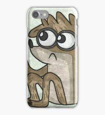 rigby iPhone Case/Skin