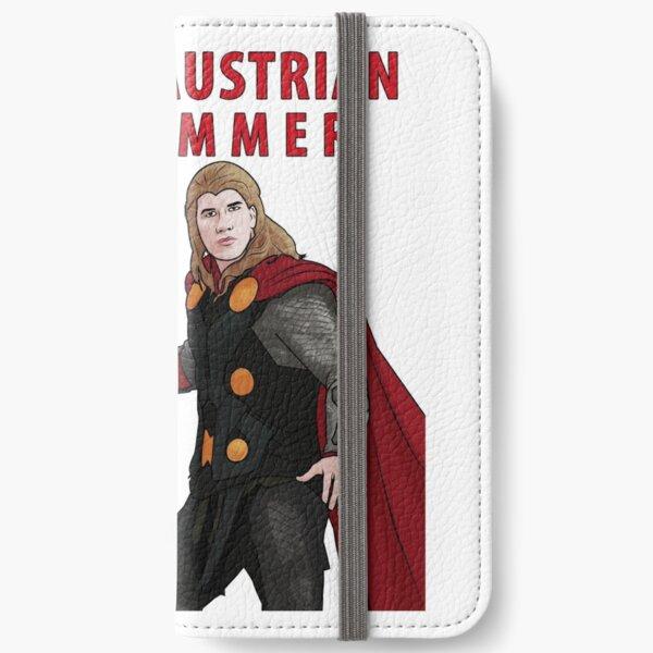 The Austrian Hammer iPhone Wallet