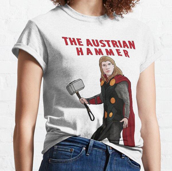 The Austrian Hammer Classic T-Shirt