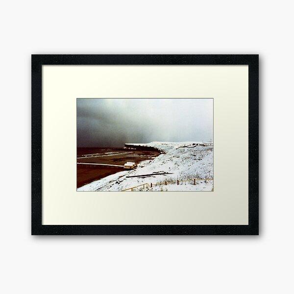 NDVH Saltburn 1980s 3 Framed Art Print