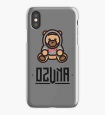 Ozuna - Logo iPhone Case/Skin