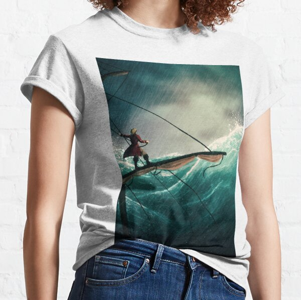 Into the Eye of the Storm Classic T-Shirt