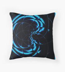Triangular Lighting Throw Pillow